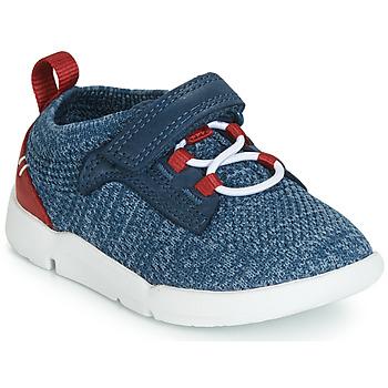 Pantofi Băieți Pantofi sport Casual Clarks Tri Hero Albastru