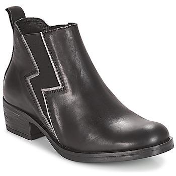 Pantofi Femei Ghete PLDM by Palladium RIEMA CMR Negru