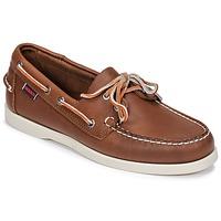 Pantofi Bărbați Pantofi barcă Sebago DOCKSIDES FGL Maro