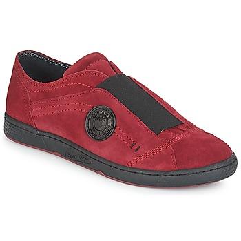 Pantofi Femei Pantofi Slip on Pataugas Jelly Roșu