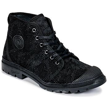 Pantofi Femei Ghete Pataugas Authentique TP Negru