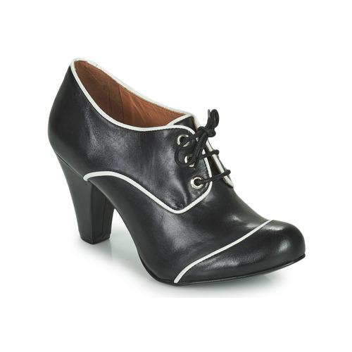 Pantofi Femei Pantofi Derby Cristofoli GRENATAS Negru
