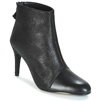 Pantofi Femei Botine Elizabeth Stuart CITOU Negru