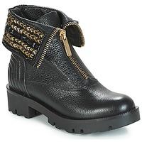 Pantofi Femei Ghete Tosca Blu KIRUNA Negru