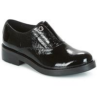 Pantofi Femei Pantofi Derby Tosca Blu FRASER Negru
