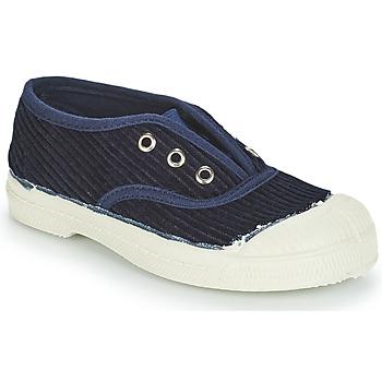 Pantofi Copii Pantofi sport Casual Bensimon TENNIS ELLY CORDUROY Bleumarin