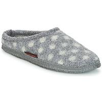 Pantofi Femei Papuci de casă Giesswein NEUENSTEIN Gri