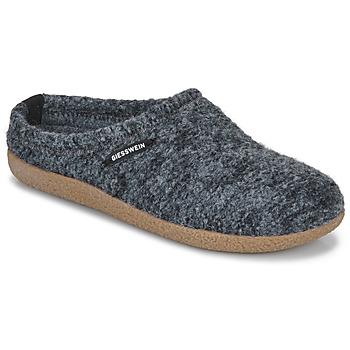 Pantofi Femei Papuci de casă Giesswein VEITSCH Gri