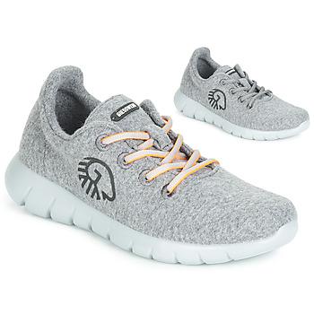 Pantofi Femei Pantofi sport Casual Giesswein MERINO RUNNERS Gri