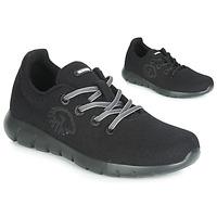 Pantofi Femei Pantofi sport Casual Giesswein MERINO RUNNERS Negru