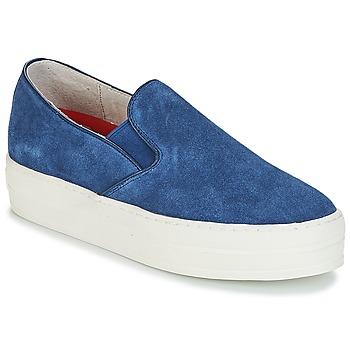 Încăltăminte Femei Pantofi Slip on Skechers UPLIFT Albastru