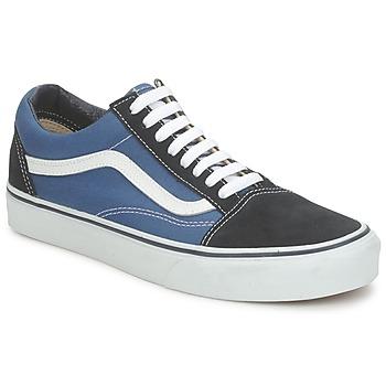 Încăltăminte Pantofi sport Casual Vans OLD SKOOL Albastru