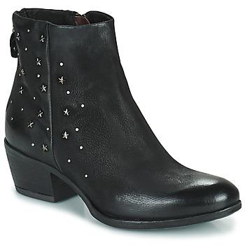 Pantofi Femei Ghete Mjus DALLY STAR Negru