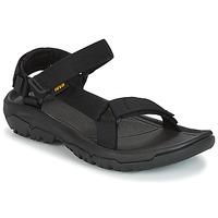 Încăltăminte Femei Sandale și Sandale cu talpă  joasă Teva HURRICANE XLT2 Negru