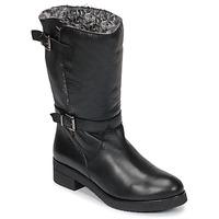 Pantofi Femei Ghete Unisa DALI Negru