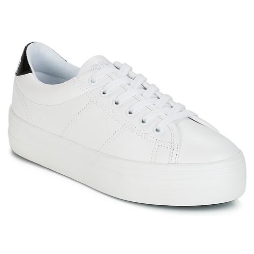 Pantofi Femei Pantofi sport Casual No Name PLATO SNEAKER Alb