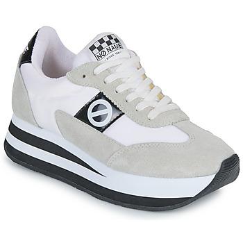 Pantofi Femei Pantofi sport Casual No Name FLEX JOGGER Alb