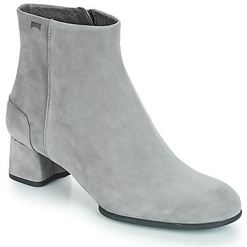 Pantofi Femei Botine Camper KIE0 Boots Gri