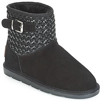 Pantofi Femei Ghete Les Tropéziennes par M Belarbi CIRA Negru