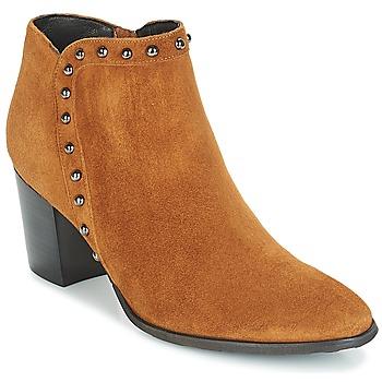 Pantofi Femei Botine Myma POUTZ Camel