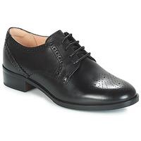 Pantofi Femei Pantofi Derby Clarks NETLEY ROSE Negru