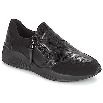 Încăltăminte Femei Pantofi sport Casual Geox D OMAYA Negru