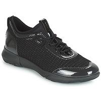 Încăltăminte Femei Pantofi sport Casual Geox D NEBULA X Negru