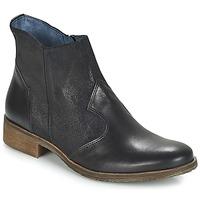 Pantofi Femei Ghete Kickers LIXY Negru