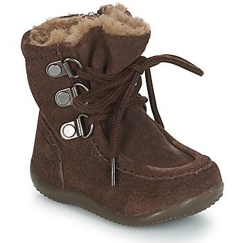 Pantofi Copii Cizme casual Kickers BAMARA Maro