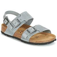 Pantofi Băieți Sandale  Betula Original Betula Fussbett GLOBAL 2 Gri