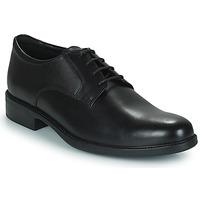 Încăltăminte Bărbați Pantofi Derby Geox CARNABY D Negru
