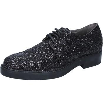 Pantofi Femei Pantofi Oxford  Janet&Janet BY753 Negru
