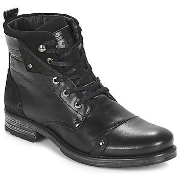Pantofi Bărbați Ghete Redskins YEDES Negru