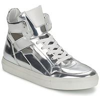 Pantofi Femei Pantofi sport stil gheata Kennel + Schmenger TONIA Argintiu