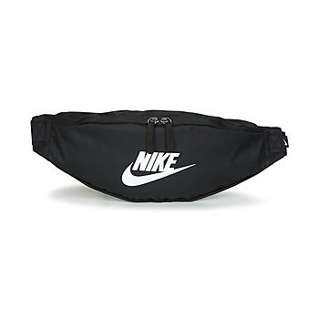 Genti Borseta de brâu Nike NIKE SPORTSWEAR HERITAGE Negru