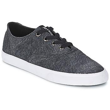 Pantofi Femei Pantofi sport Casual Supra WRAP Negru / Alb
