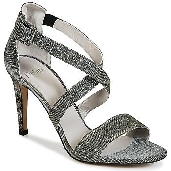 Pantofi Femei Sandale  Perlato ALAMA Argintiu