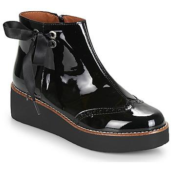 Pantofi Femei Ghete Fericelli JANDICI Negru