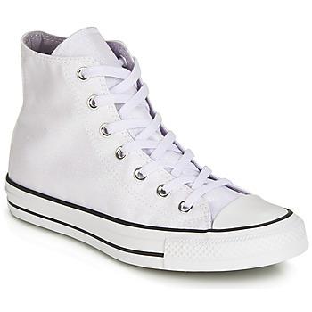 Încăltăminte Femei Pantofi sport stil gheata Converse CHUCK TAYLOR ALL STAR HI Alb / Alb