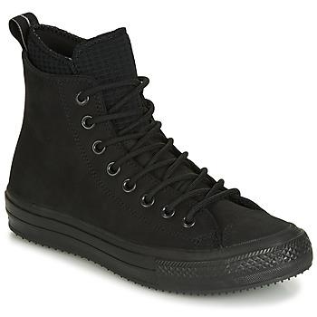 Pantofi Bărbați Pantofi sport stil gheata Converse CHUCK TAYLOR ALL STAR WP BOOT LEATHER HI Negru