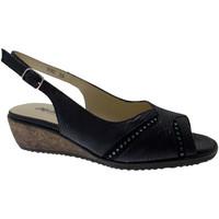 Pantofi Femei Sandale  Melluso MET425bl blu