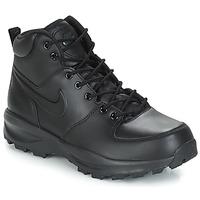 Pantofi Bărbați Ghete Nike MANOA LEATHER BOOT Negru