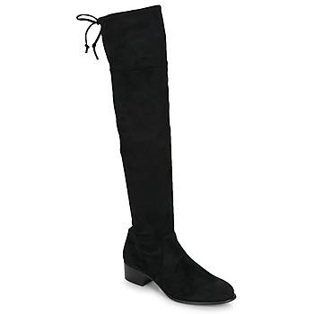Încăltăminte Femei Cizme lungi peste genunchi Betty London JAZUMI Negru