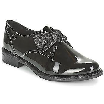 Încăltăminte Femei Pantofi Derby Betty London JOHEIN Negru