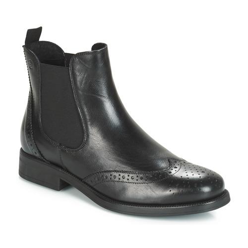 Pantofi Femei Ghete Betty London Josta Negru