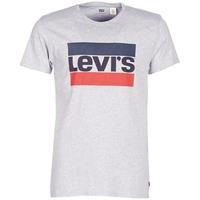 Îmbracaminte Bărbați Tricouri mânecă scurtă Levi's SPORTSWEAR LOGO GRAPHIC Gri