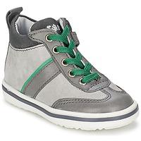 Pantofi Copii Pantofi sport stil gheata Acebo's ABARNE Gri