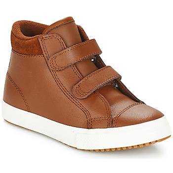 Pantofi Copii Pantofi sport stil gheata Converse CHUCK TYLOR ALL STAR AV PC BOOT - HI Brown