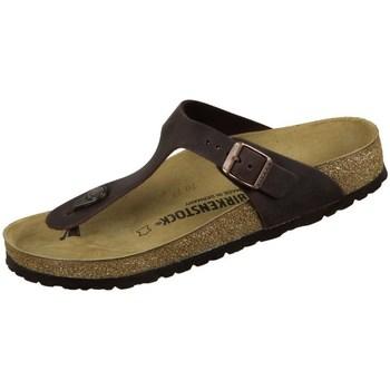 Pantofi Femei  Flip-Flops Birkenstock Gizeh Oliv