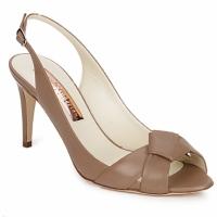 Pantofi Femei Sandale și Sandale cu talpă  joasă Rupert Sanderson GAYNOR Fawn